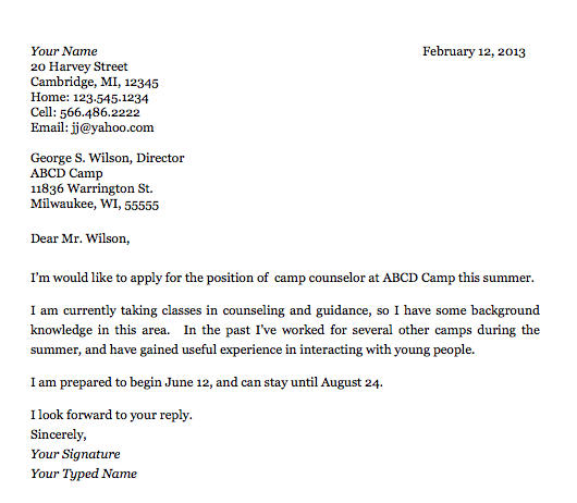 Admissions Recruiter Cover Letter Sample » Admissions Recruiter Cover ...