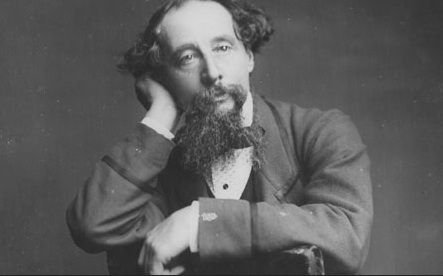 Charles Dickens circa 1850. Photo:Herbert Watkins.The Guardian