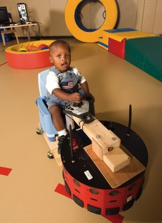Researchers at the University of Delaware are providing safe mobility to children with special needs, Photo- growing your baby.