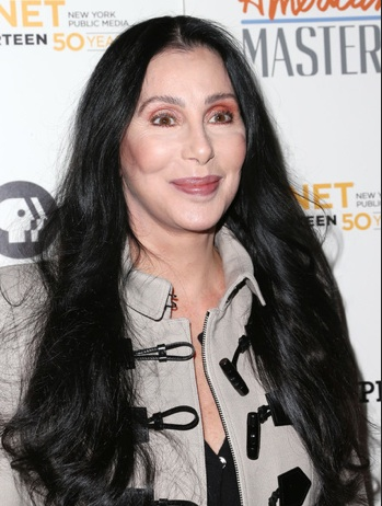 Cher at the American Masters. Photo- Cher News