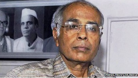 Narendra Dabholkar had openly criticised India's so-called godmen.BBC News India