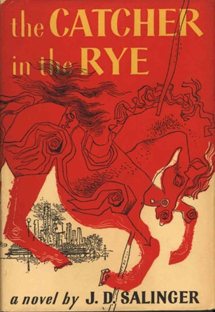 Catcher in the Rye by J.D. Salinger. Wikipedia.