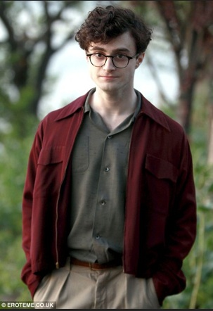 Daniel Radcliffe (Kill Your Darlings-2013) Photo- Snitchseeker.