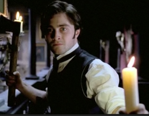 Daniel Radcliffe  (The Woman in Black-2012) Photo- IFC