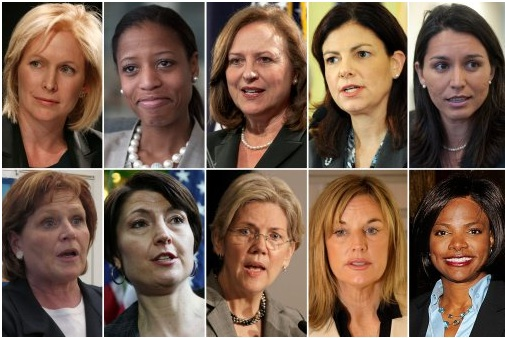 Top Women in U.S. Politics. Photo- Women in the World.