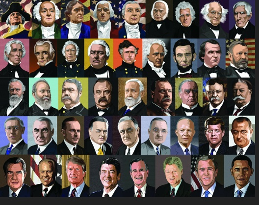U.S. Presidents Photo- teachability.