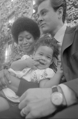Photo right courtesy of Rebecca Walker- Alice Walker, Mel Leventhal, and baby Rebecca Walker in 1969. MWM.