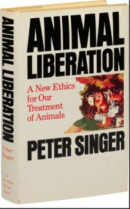 Book: Animal Liberation by Peter Singer.