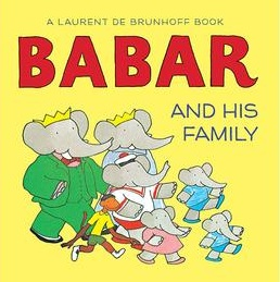 Babar the Elephant By Jean de Brunhoff. Photo BBC