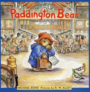 Paddington Bear by Michael Bond. Photo- Goodreads
