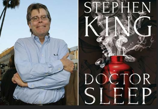 Stephen King's Doctor Sleep is the sequel to The Shinning.