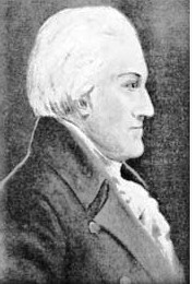Henry Livingston, Jr. (October 13, 1748 - February 29, 1828) Photo- Wikipedia