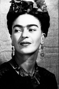 Frida Kahlo-July 6 1907-July 13 1954