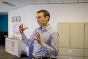 Dr. Ben Green, a physician who helped develop the telemedicine program at Carena, a company that offers virtual visits. Credit Evan McGlinn The New York Times