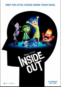 Film Inside:Out- Adults have Emotions  Too-Disney