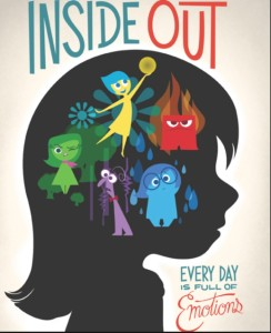 Inside:Out- Pixar images