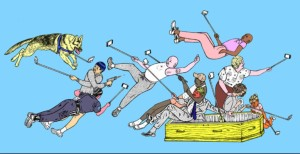 Photo credit- Tim Enthoven-NYT