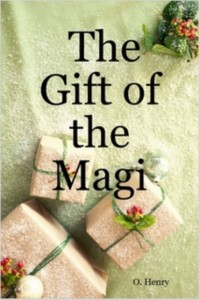 Book Gift of the Magi by O. Henry