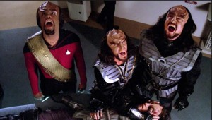 Klingon became a universal language. mashable.com