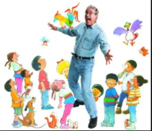 Author Robert Munsch