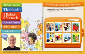 Official robert Munsch website