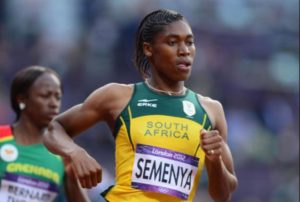 Caster Semenya Forces Olympic Community to Rethink Gender.