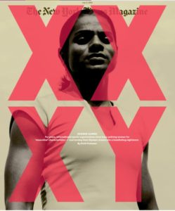 Dutee Chand is the current national champion in the women's 100 metres event. When dropped from the national team, advocates encouraged her to fight back. NYT