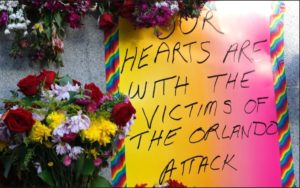 Orlando Attacks 2016