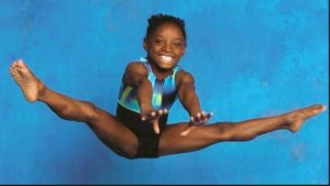 Olympian in the making- Simone Biles' childhood photos