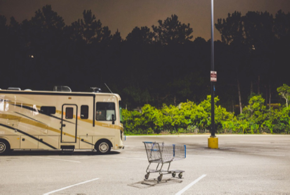 The Night Community in the Walmart Parking Lots | ESL Voices