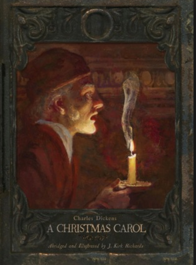 Lesson Plan for A Christmas Carol By Charles Dickens | ESL Voices